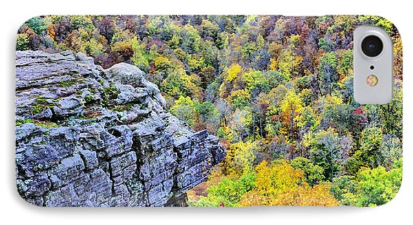 The Scenic Overlook IPhone Case by JC Findley