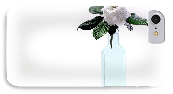 The Scent Of A Gardenia IPhone Case by JC Findley
