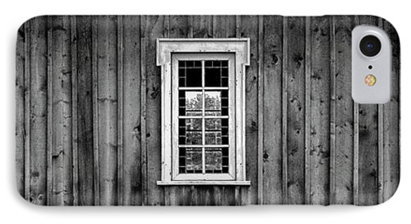 IPhone Case featuring the photograph The School House by Brad Allen Fine Art