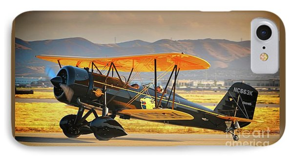 The Scott Familys 1929 Stearman  Version 2 IPhone Case