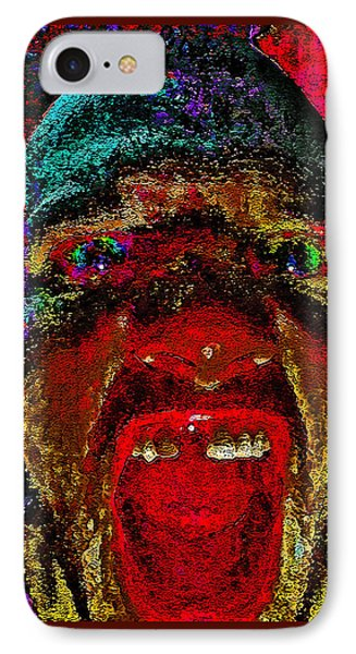 The Scream. Today. IPhone Case
