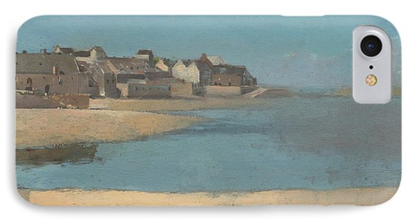The Sea In Brittany IPhone Case