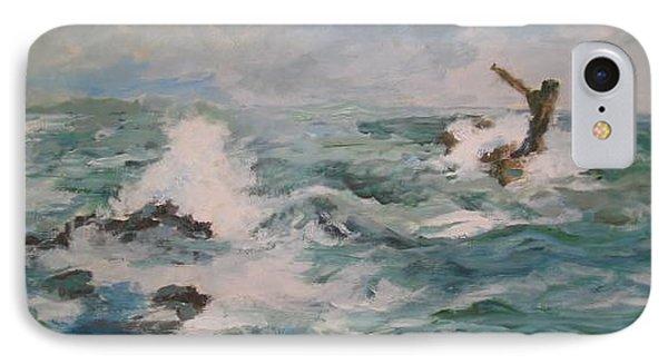 The Sea IPhone Case by Rushan Ruzaick