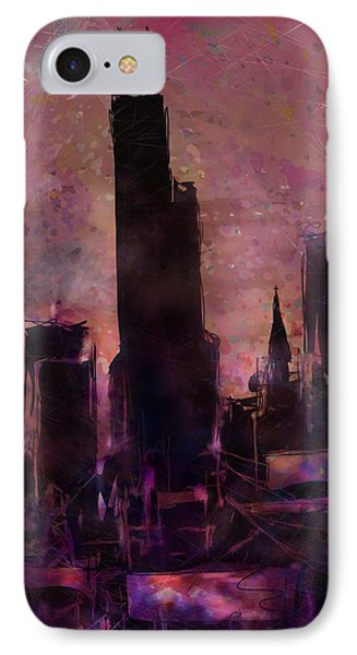 The Sears Tower IPhone Case