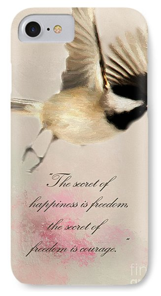 IPhone Case featuring the photograph The Secret by Darren Fisher