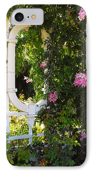 The Secret Garden IPhone Case by Jayne Wilson