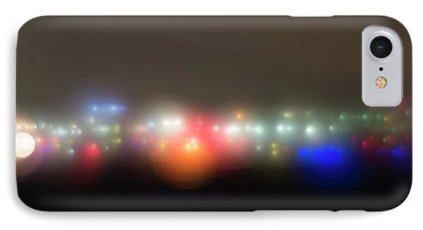 IPhone Case featuring the photograph The Seeds Of Starbase 4 by Alex Lapidus
