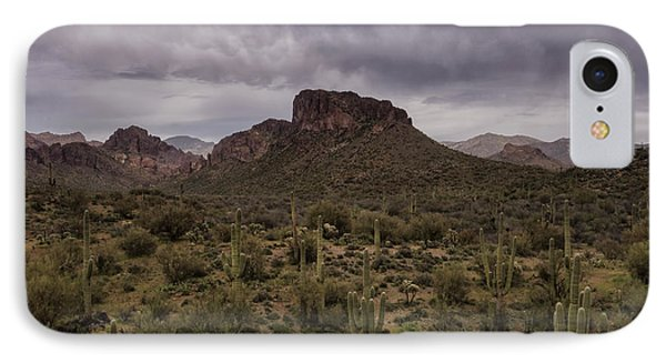 The Sentinels Of The Sonoran Desert  IPhone Case