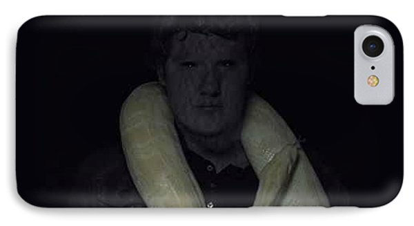 The Serpent IPhone Case by Michael Baker