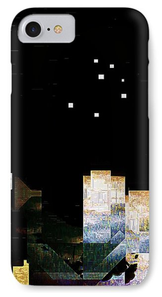 The Seven Sisters Phone Case by RC deWinter