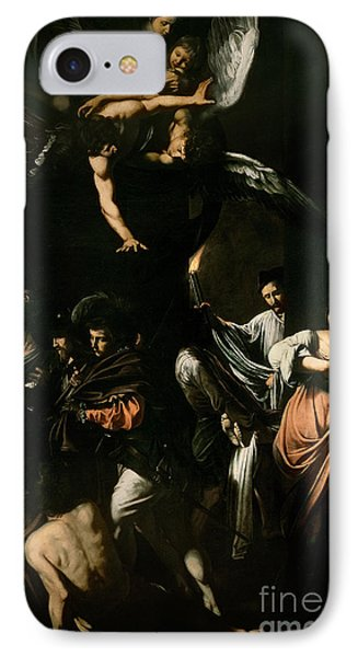 The Seven Works Of Mercy IPhone Case