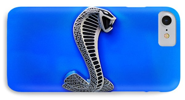 The Shelby Snake IPhone Case by Paul Mashburn