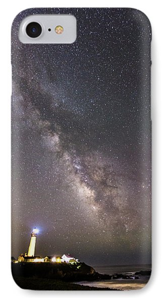 IPhone Case featuring the photograph The Shore Of Night by Alex Lapidus