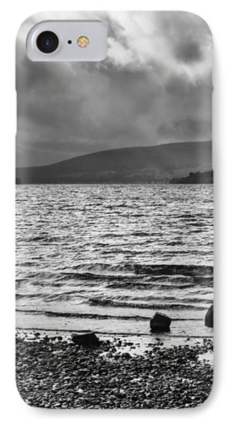 The Shores Of Loch Lubnaig IPhone Case by Christi Kraft