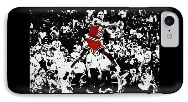 The Shot IPhone Case by Brian Reaves