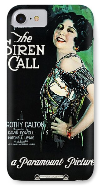 The Siren Call Phone Case by Paramount