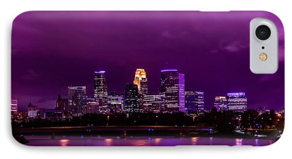 The Sky Was So Purple...  Phone Case by Mark Goodman