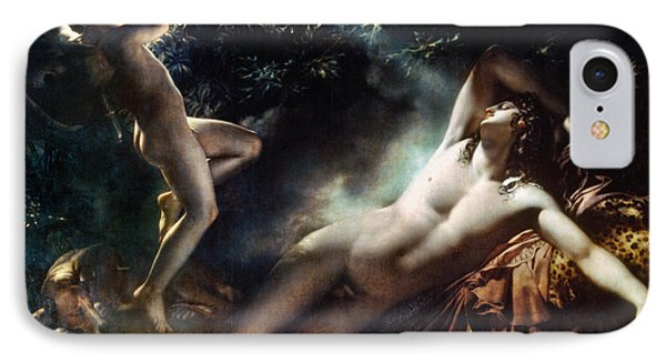 The Sleep Of Endymion Phone Case by Granger