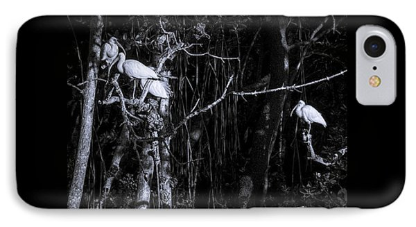 Ibis iPhone 7 Case - The Sleeping Quaters by Marvin Spates
