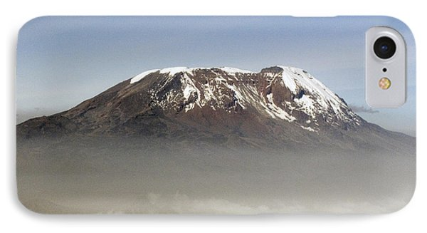 The Snows Of Kilimanjaro IPhone Case by Patrick Kain