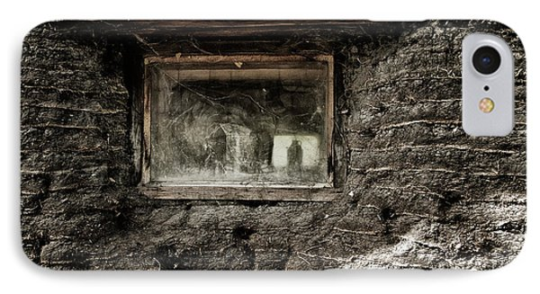 IPhone Case featuring the photograph The Sod House by Brad Allen Fine Art