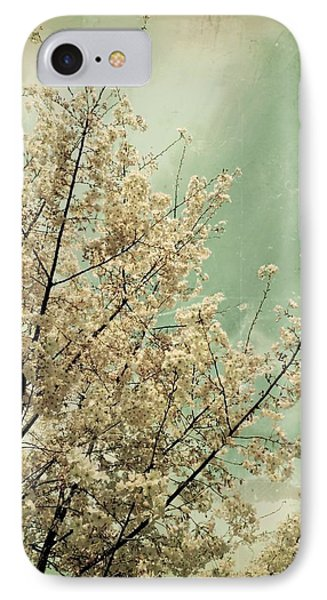The Softness Of Spring IPhone Case by Patricia Strand