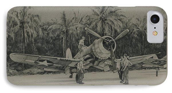The Solomons 1943 IPhone Case by Wade Meyers