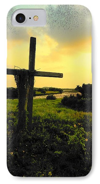 The Son And Sunset Phone Case by Sheri McLeroy