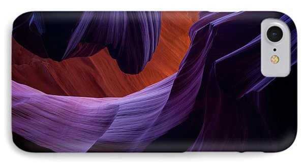 The Song Of Sandstone IPhone Case by Edgars Erglis