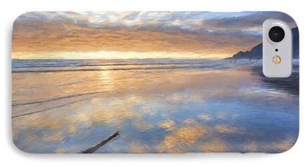 The Song's End II IPhone Case by Jon Glaser