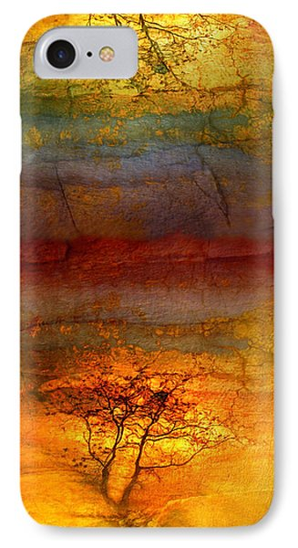 The Soul Dances Like A Tree In The Wind IPhone Case by Tara Turner