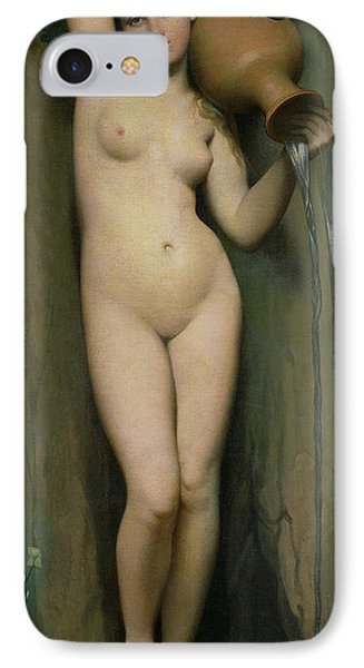 The Source IPhone Case by Ingres
