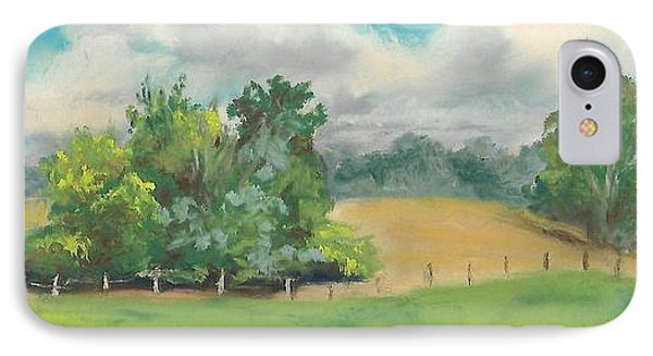 The South Field Phone Case by Terri  Meyer