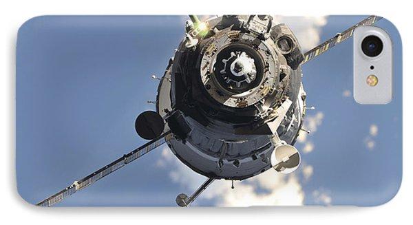 The Soyuz Tma-20 Spacecraft Phone Case by Stocktrek Images