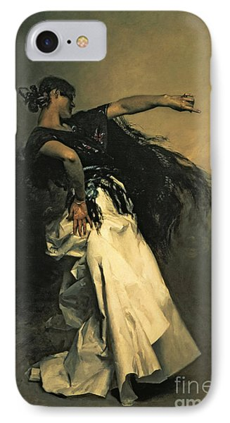 The Spanish Dancer IPhone Case