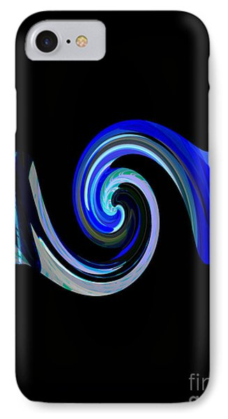 The Spiral IPhone Case by Thibault Toussaint