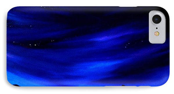 IPhone Case featuring the painting The Star Gazer by Scott Wilmot