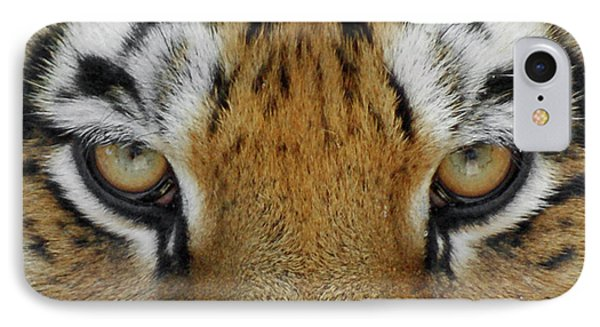 The Stare IPhone Case by Ernie Echols