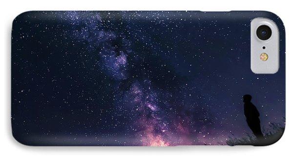 The Stargazer IPhone Case
