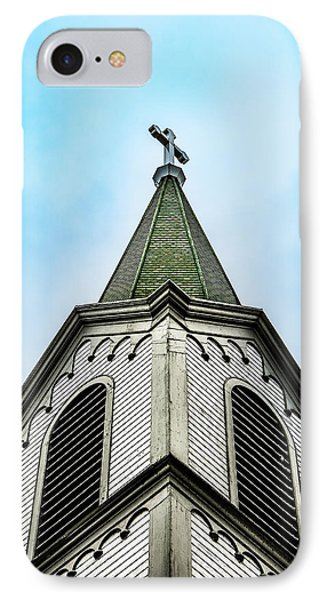 IPhone Case featuring the photograph The Steeple by Onyonet  Photo Studios