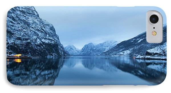 The Stillness Of The Sea IPhone 7 Case by David Chandler