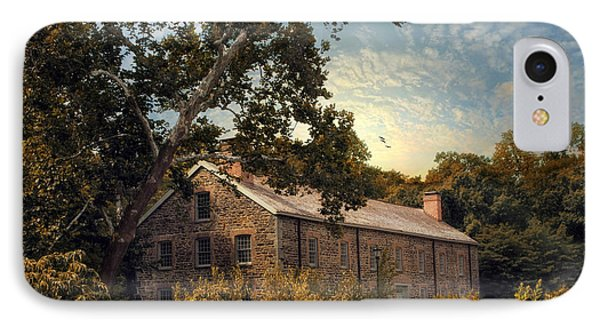 The Stone Mill IPhone Case