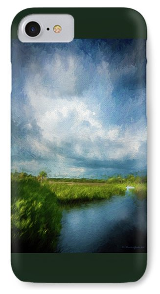 The Storm IPhone Case by Marvin Spates