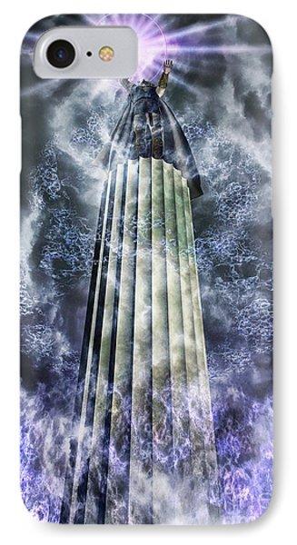 The Stormbringer Phone Case by John Edwards