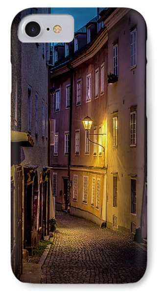 IPhone Case featuring the photograph The Streets Of Salzburg by David Morefield