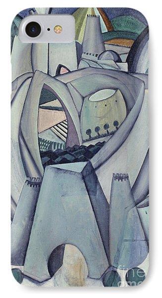 The Stronghold IPhone Case by Amadeu de Souza-Cardoso