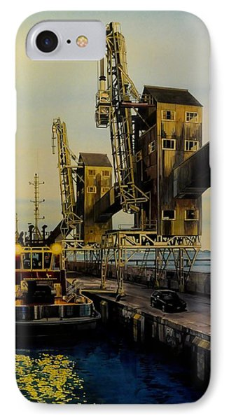 The Sugar Towers Of Barbados IPhone Case