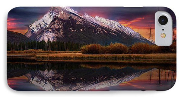 The Sun Also Rises IPhone Case by John Poon