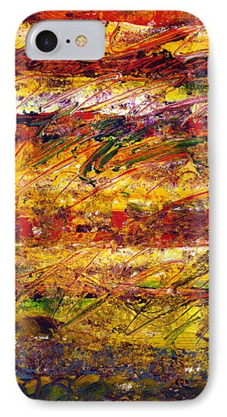 The Sun Rose One Step At A Time Phone Case by Wayne Potrafka