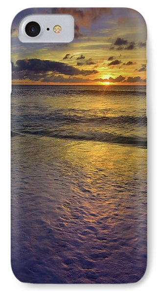 IPhone Case featuring the photograph The Sun Sets Softly In Molokai by Tara Turner